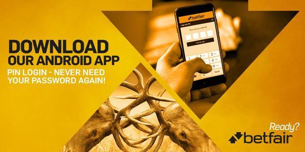 Betfair App Android
